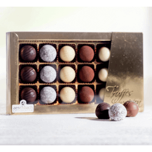 Truffes Maison - Aeschbach Chocolatier (12er)