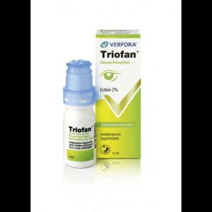 Triofan Heuschnupfen antiallergische Augentropfen (10ml)
