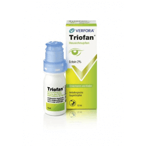 Triofan hay fever anti-allergic eye drops (10ml)