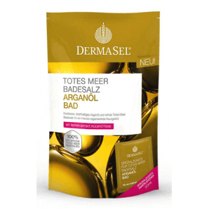 Dermasel - bath salt argan oil (400g)
