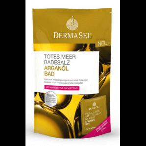 Dermasel huile d'argan au sel de bain (400g)
