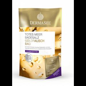 Dermasel Sel de bain Ruée vers l'or (400g)