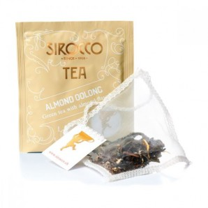 Sirocco Almond Oolong tea bags (20 bags)
