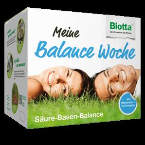 Biotta - Meine Balance Woche