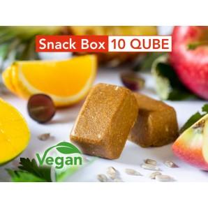 Swiss-QUBE Snack Box Fruchtig (10 Qubes)