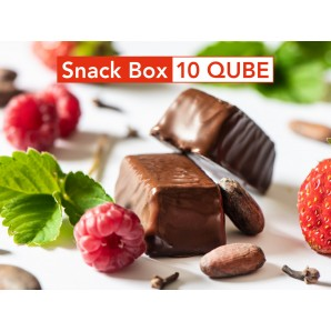 Swiss-QUBE Snack Box Loro (10 Qubes)