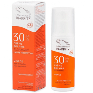 Biarritz Sonnencreme Gesicht LSF30 Dispenser (50 ml)