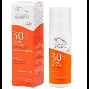 Biarritz Sonnencreme Gesicht LSF30 Dispenser (50 ml)