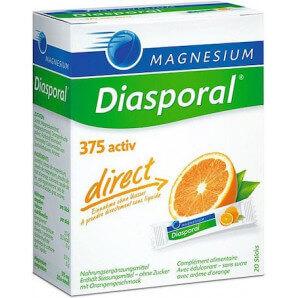 Diasporal Magnesium Activ direct Orange (20 Stk)