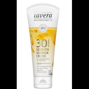 Lavera Sensitiv Sonnencreme LSF 30 Tube (100 ml)