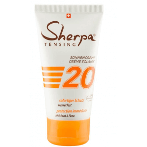 Sherpa Tensing sun cream SPF 20 (50 ml)