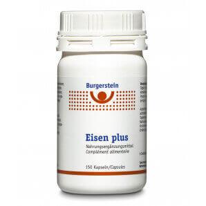 Burgerstein Eisen Plus (150 Stk)
