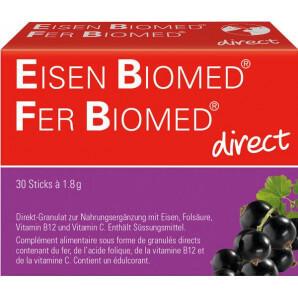 Fer Biomed direct (30 pièces)