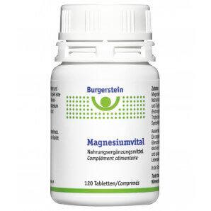 Burgerstein Magnesiumvital (120 pièces)