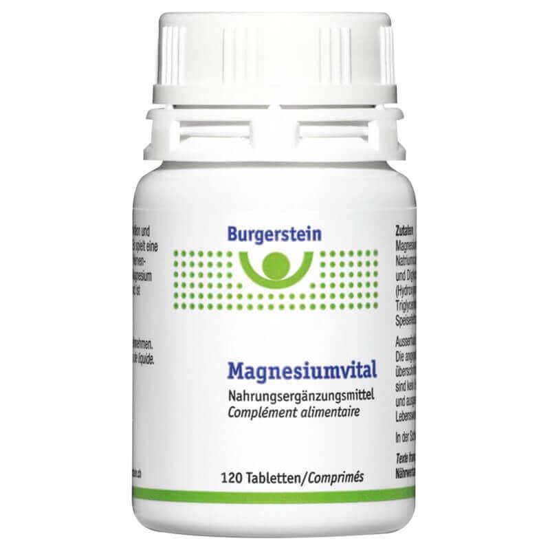 Burgerstein Magnesiumvital (120 Stk)