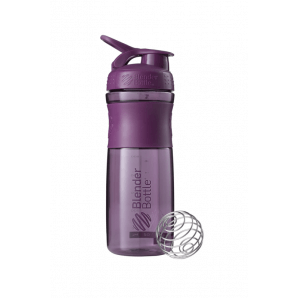 Blender Bottle Sport Mixer Tritan Grip Plum (820ml)