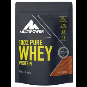 Multipower 100% Pure Whey Protein Coffee Caramel Sachet (450g)