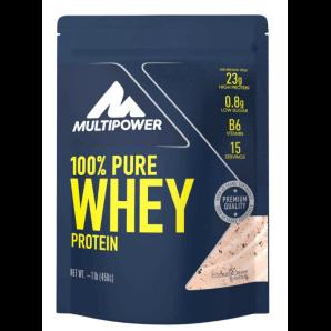 Multipower 100% Pure Whey Protein Cookies & Cream sachet (450 g)