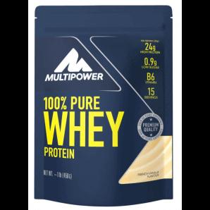 Multipower 100% Pure Whey Protein French Vanilla Sachet (450g)