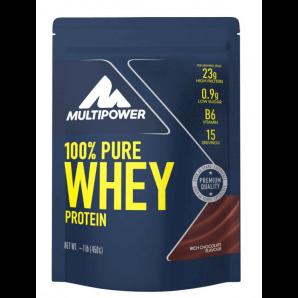 Multipower 100% Pure Whey Protein Rich Chocolate Sachet (450g)