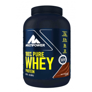 Multipower 100% Pure Whey Protein Rich Chocolate Pouvez (900g)