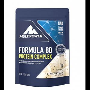 Multipower Formula 80 Protein Complex Stracciatella Beutel (510g)