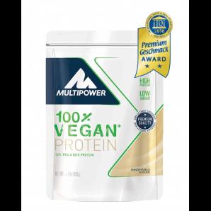 Multipower Vegan Protein French Vanilla Beutel (450g)