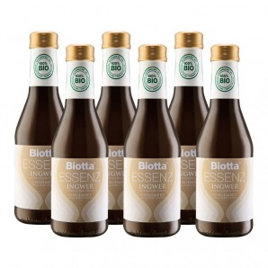 Biotta Essenz organic ginger (6x2.5dl)