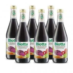 Biotta organic vegetable garden (6x5dl)
