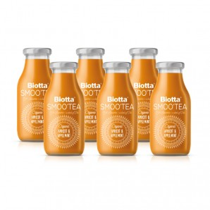 Biotta - SmooTea Aprikose Apfelminze (6x2.5dl)