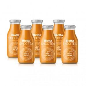 Biotta SmooTea Aprikose Apfelminze (6x2.5dl)