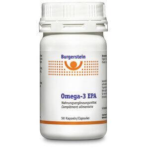 Burgerstein Omega 3 EPA capsules (50 pcs)