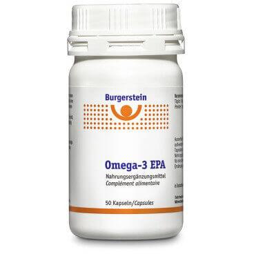Burgerstein Omega 3 EPA (50 Stk)