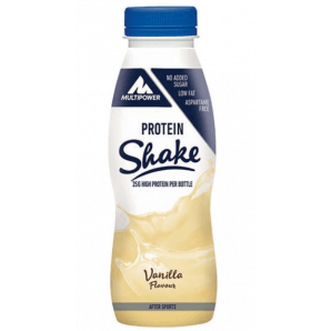 Multipower Protein Shake Vanilla (12x330ml)