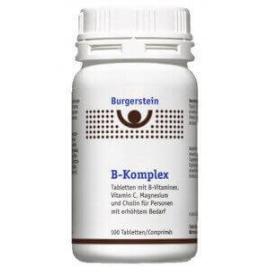 Burgerstein B-Complexe (100 comprimés)