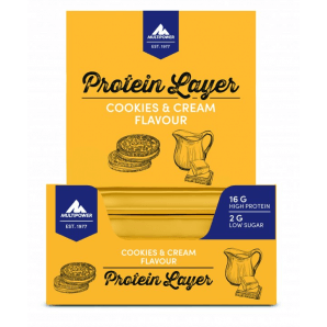 Multipower Protein Layer Cookies & Cream (18x50g)