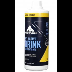 Multipower FIT ACTIVE Drink Konzentrat Mango (1000ml)