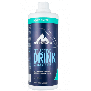 Multipower FIT ACTIVE Drink Concentrate Mexico Fig (1000ml)