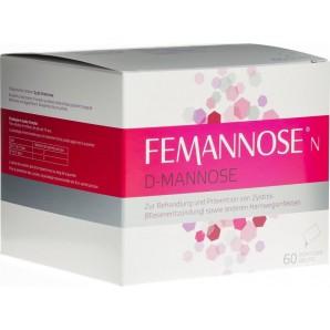 Femannose N D-Mannose (60 sachets)