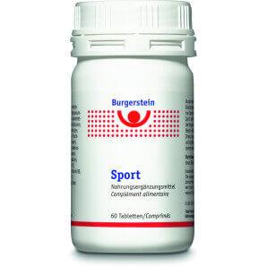 Burgerstein Sport capsules (60 pieces)
