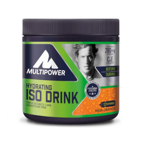 Multipower Iso Drink Orange (420g)