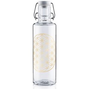 Soulbottles Flower of Life with handle (0.6l)