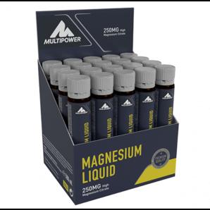 Multipower Magnesium Liquid Ampullen Neutral (20x25ml)