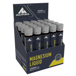 Multipower Magnesium Liquid Ampullen Neutral (20x25ml)