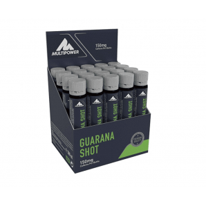 Multipower Guarana Shot (20x25ml)