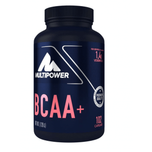Multipower BCAA+ (102 capsules)
