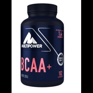 Multipower BCAA+ (102 Kapseln)