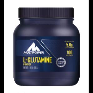 Multipower L.-Glutamin Powder Neutral (500g)