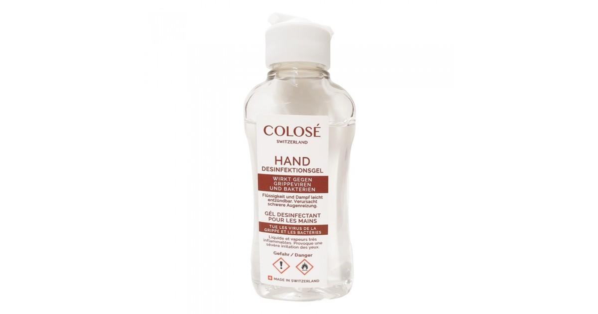 Colosé Handesinfektionsgel (100ml)
