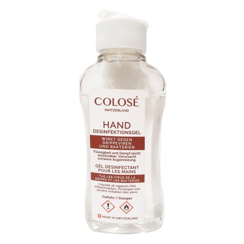 Colosé hand disinfectant gel (100ml)